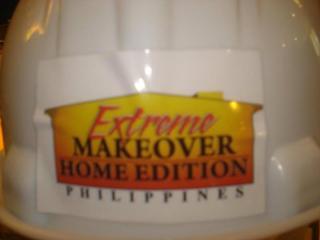 Extreme Makeover Helmet